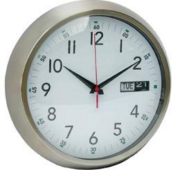 Calendar Wall Clock