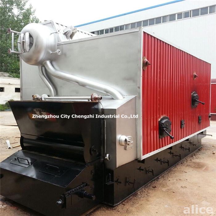 Cdzl (W) Series Bmf Atmospheric Hot Water Boiler