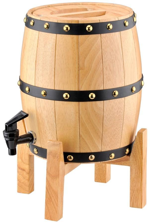 Wooden Beer Keg