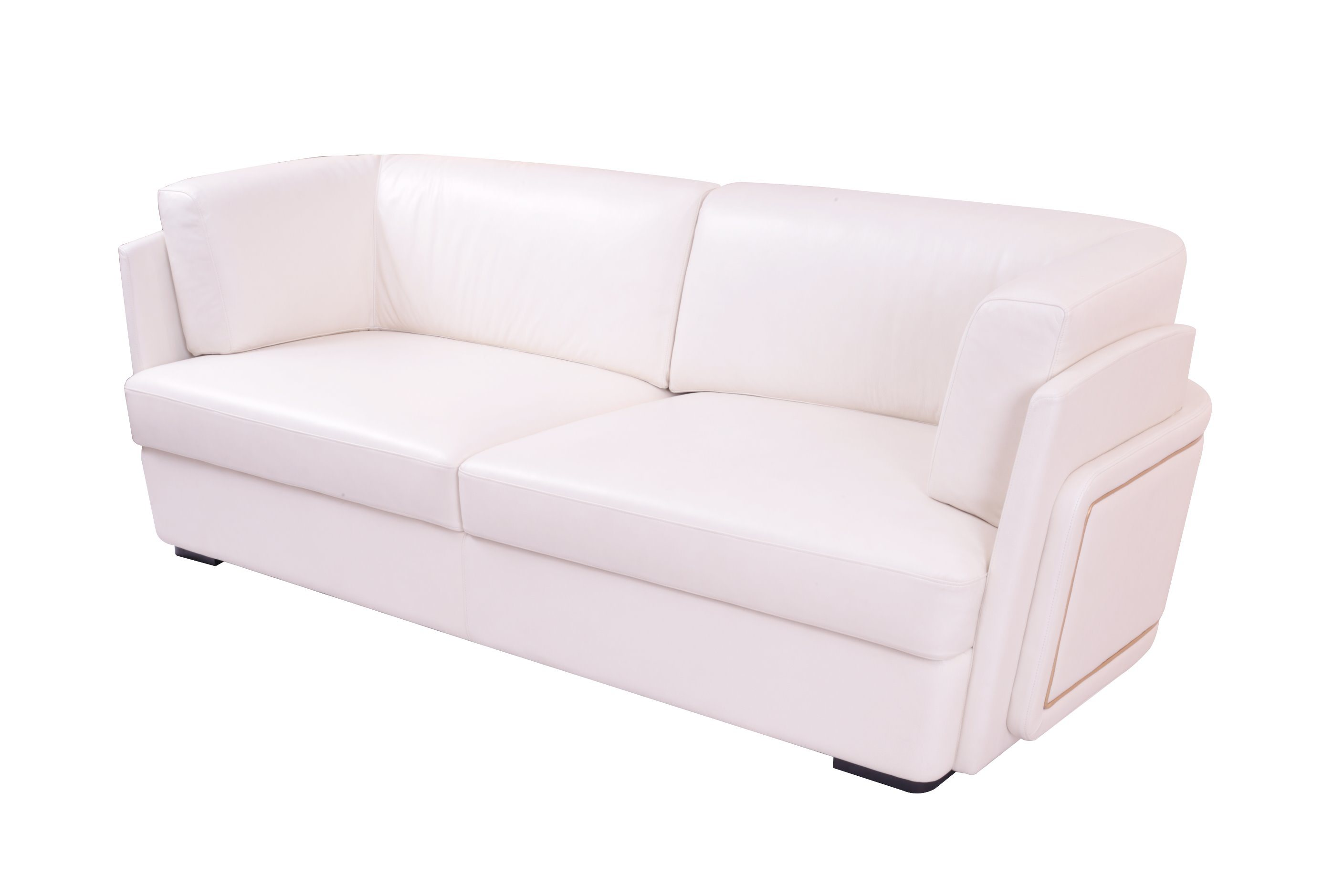 New Arrive Italian Design Leather Fabric Upholstered Living Room Furniture