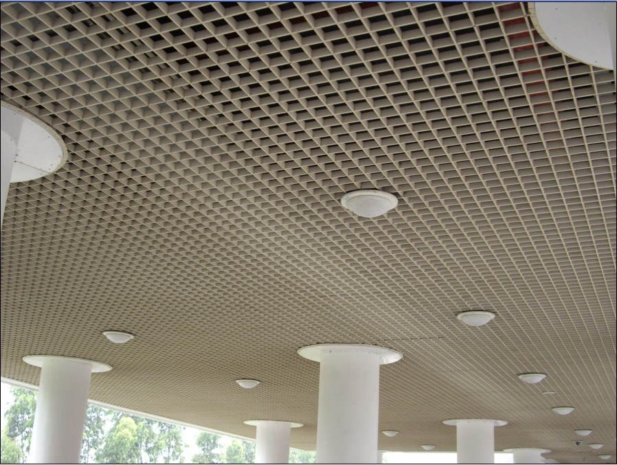 Commercial: Grid Ceiling - Guangzhou Auspoll Metalwork Co., Ltd. - page 1 - Grid Ceiling IDI Design