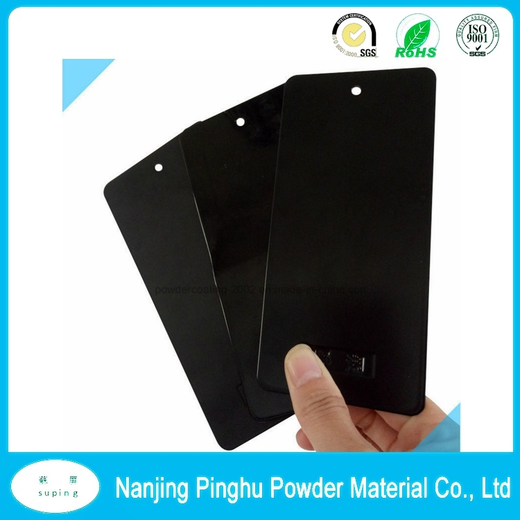 Black Powder Coating Paint with Different Gloss