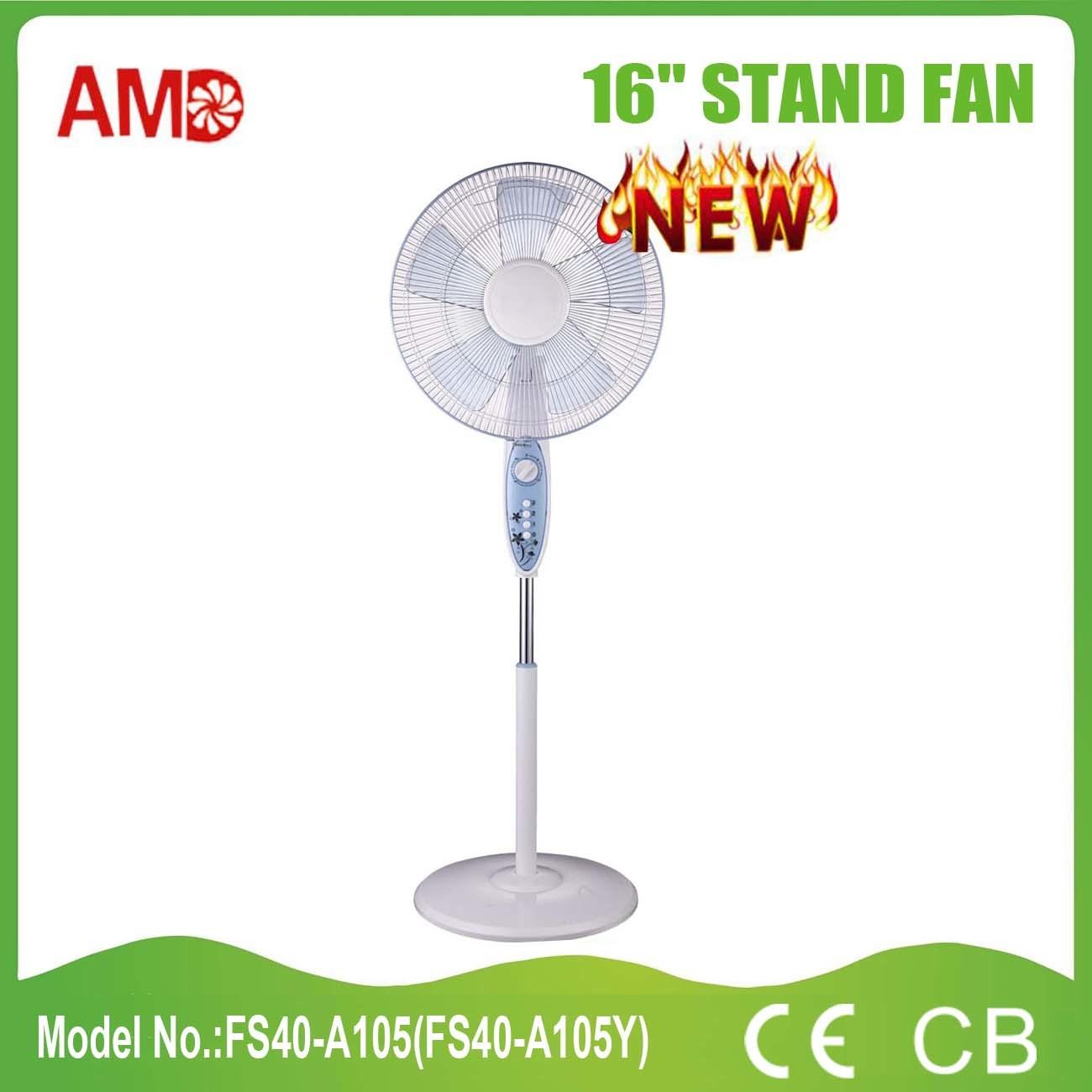 2016 Hot-Sale Stand Fan Pedestal Fan with Ce Certificate (FS40-A105)