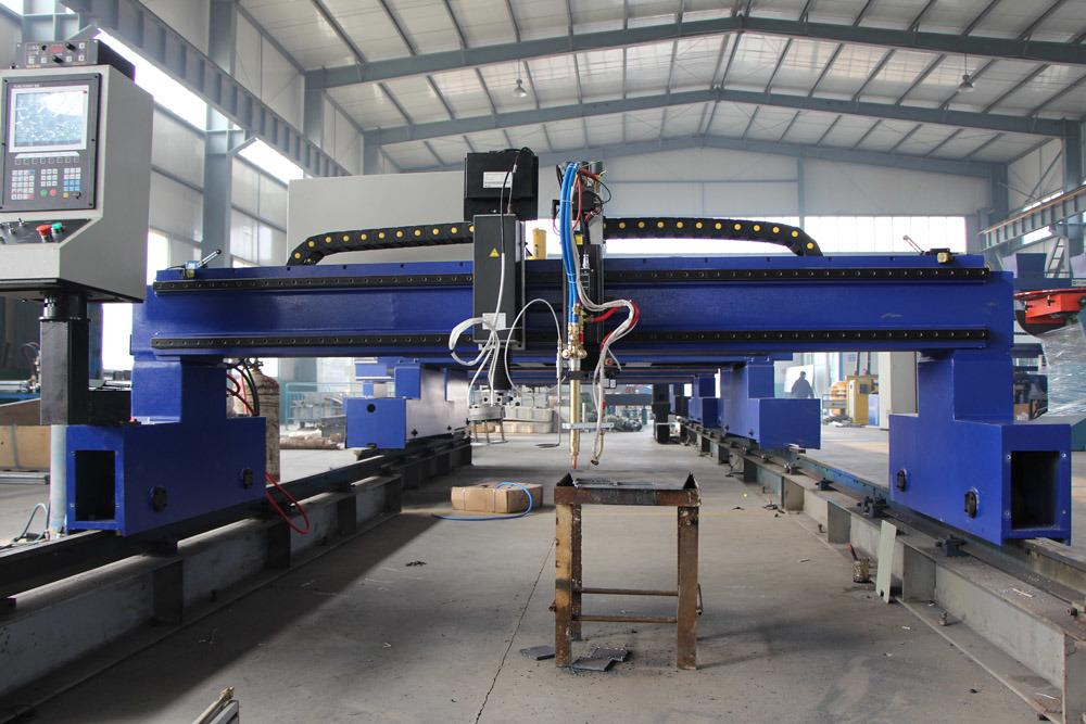 Quality Guaranteed CNC Plasma and Flame Cutting Machine