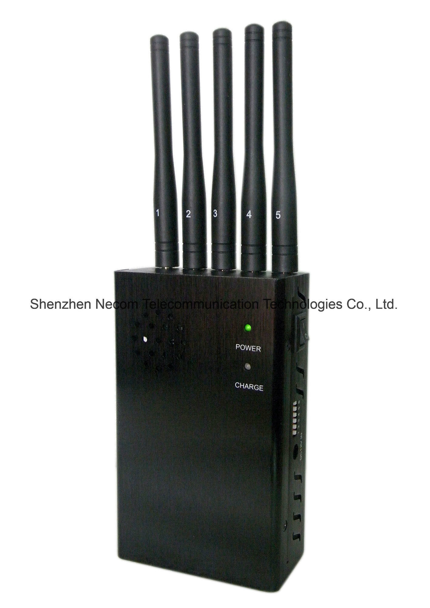 microphone jammer - China 5 Antenna Big Portable Cell Jammer, Portable GPS Jammer, Portable WiFi Jammer, Jamming 2g+3G+4G+Gpsl1 - China 5 Band Signal Blockers, Five Antennas Jammers