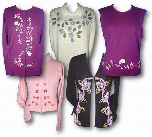 ����� ����� ����� Knitted wear