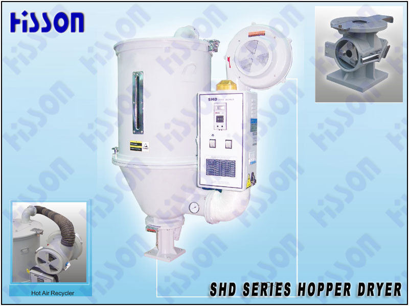 Plastic Hopper Dryer with High Efficiency