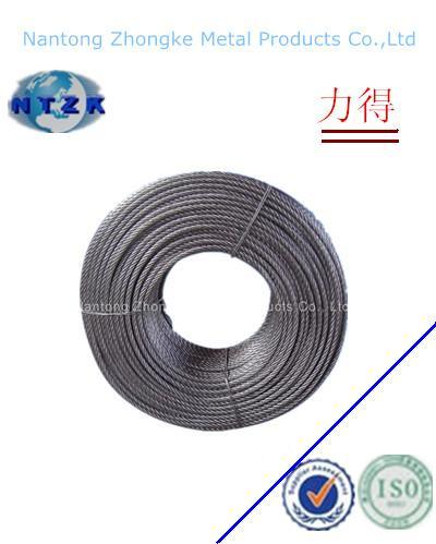 Bundling Steel Wire Rope