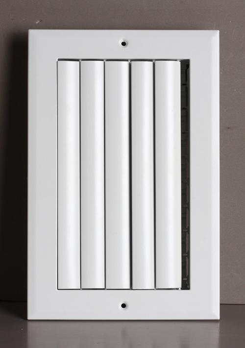 Aluminum Sidewall / Ceiling Register