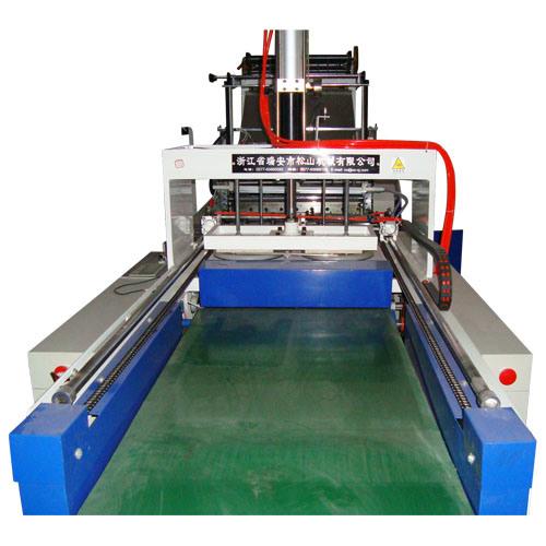 High Speed Cold Cutting Bag Maker (SSC-600F)