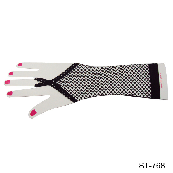 Sexy Gloves ST 768  Read Karup's Older Women Review