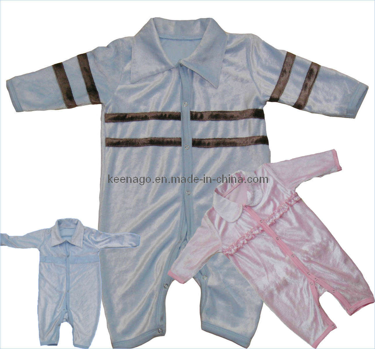 Toddler / Infant Coverall / Romper / Sleep Sack In Bambo Or Pima Cotton
