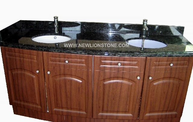 China prefab granite vanity tops marble vanity tops china cabinet countertop counter tops for Premade granite bathroom vanity tops
