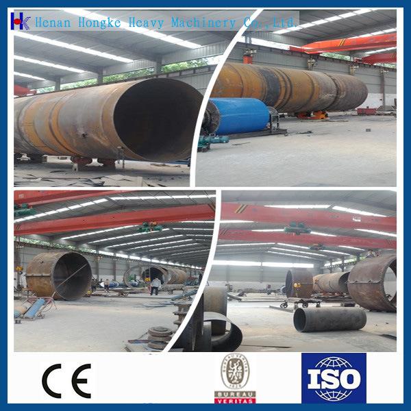 China Sand Rotary Dryer for Sand, Sluge, Sawdust