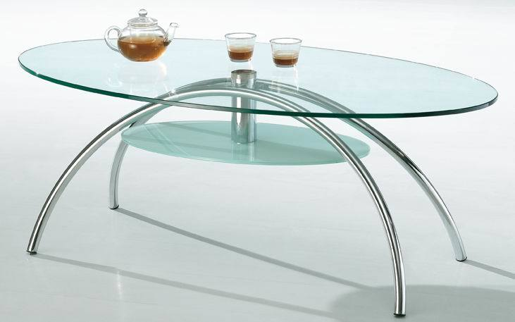 Center Table With Glass : glass top center coffee table sc 5217 glass top center coffee table sc ...