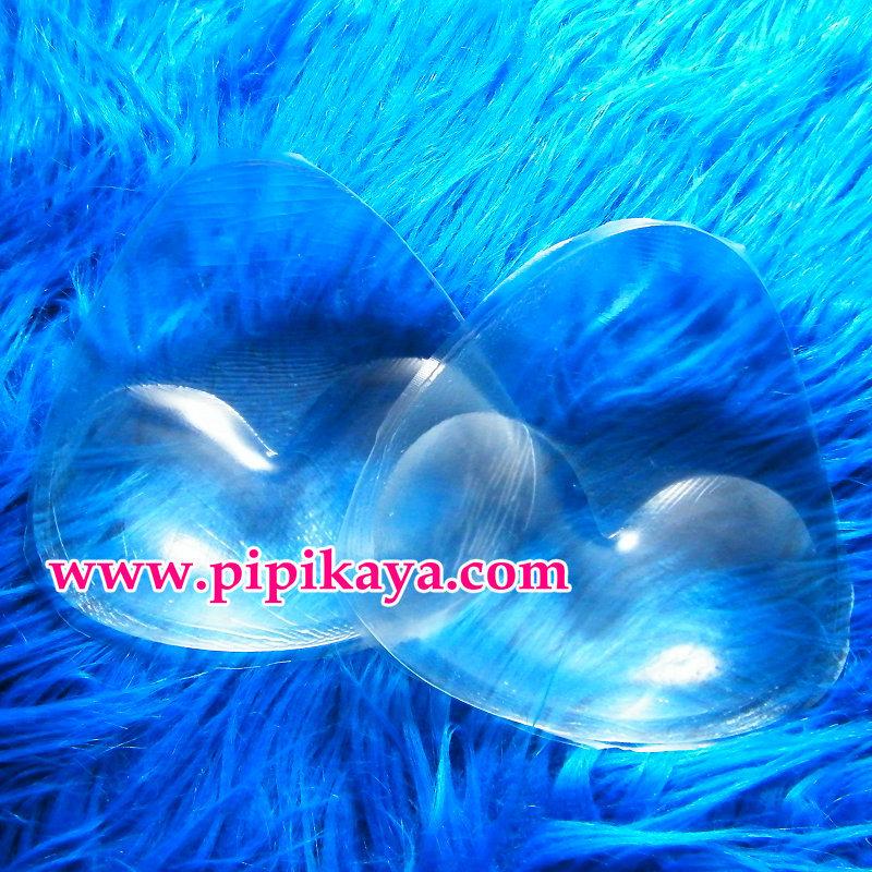 Clear Silicone Bikini and Swimwear Insert Pads (SPP-009)
