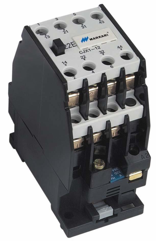 AC Contactor (CJX1-16)