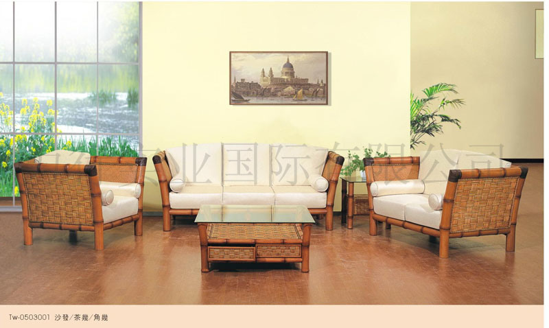 china rattan furniture living room set xj tw 801 china