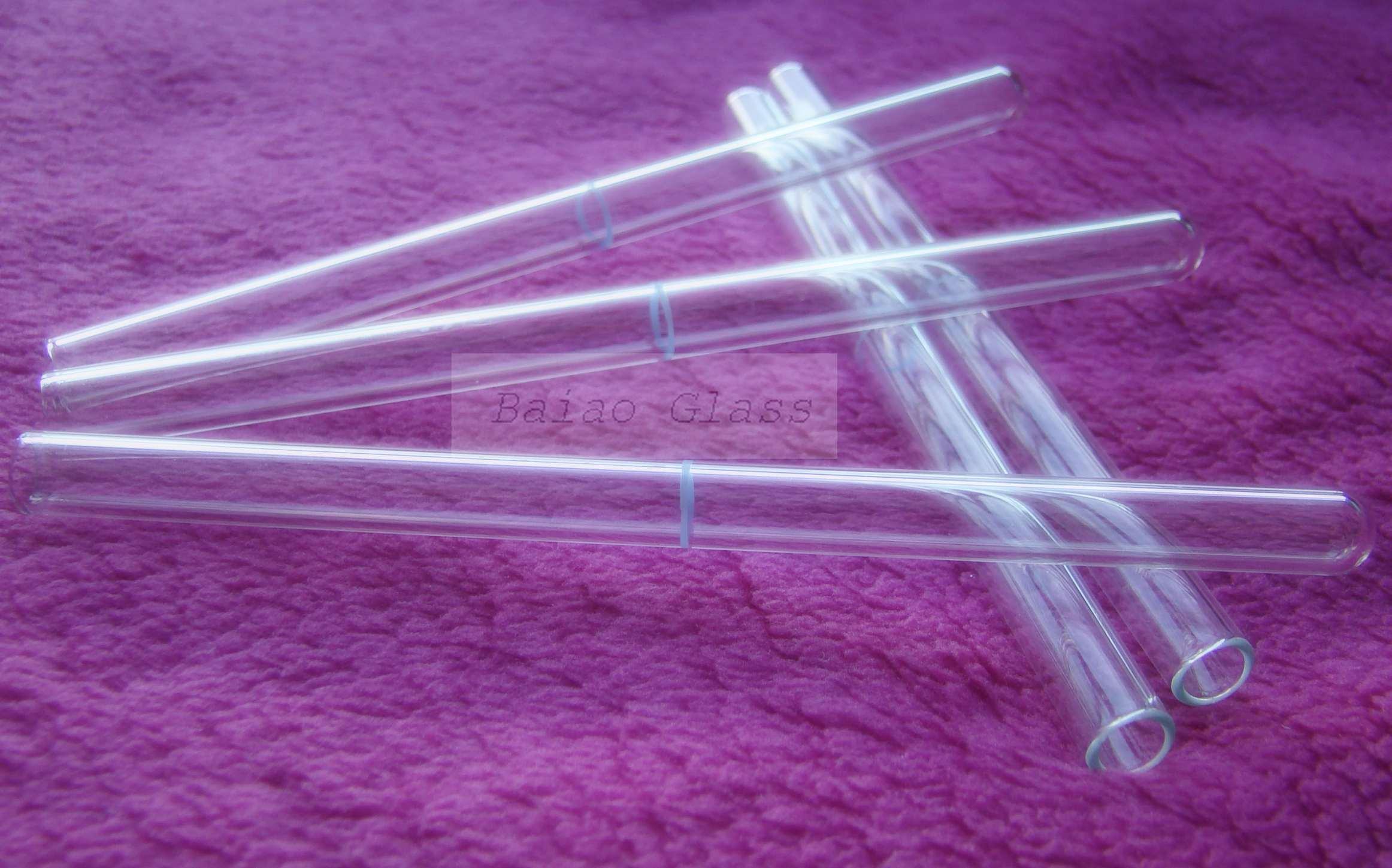 China 8x120mm test tubes china test tube glass test tube for Glass test tubes for crafts