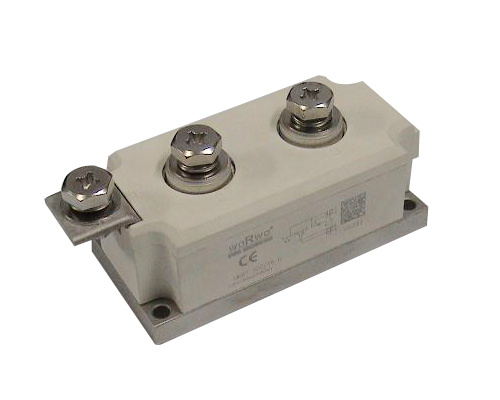 Semikron Thyristor SCR Module (SKKT500A)