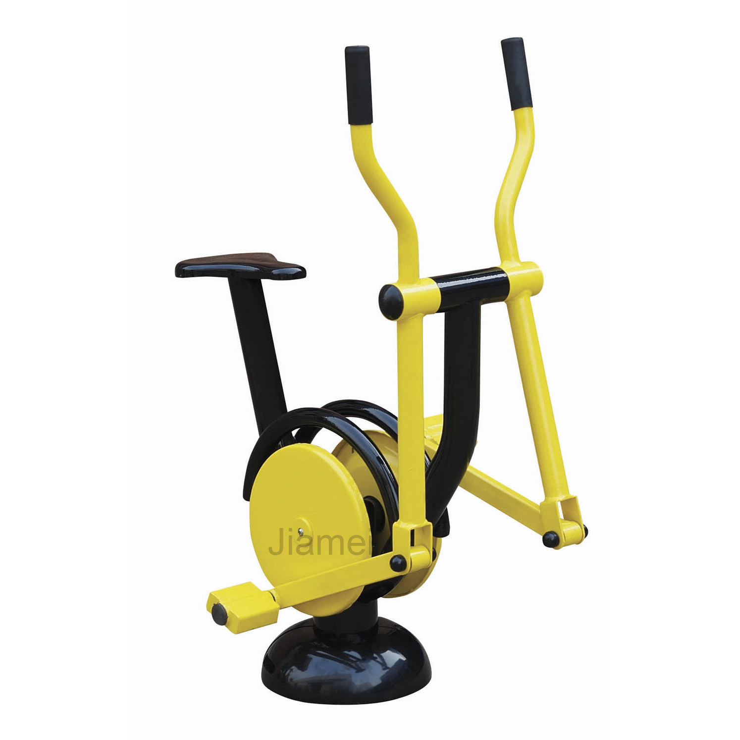 Children Steel Exercise Equipment - Single Pole Set-up Vehicle (JME-24)