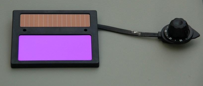 Auto Darkening Lens