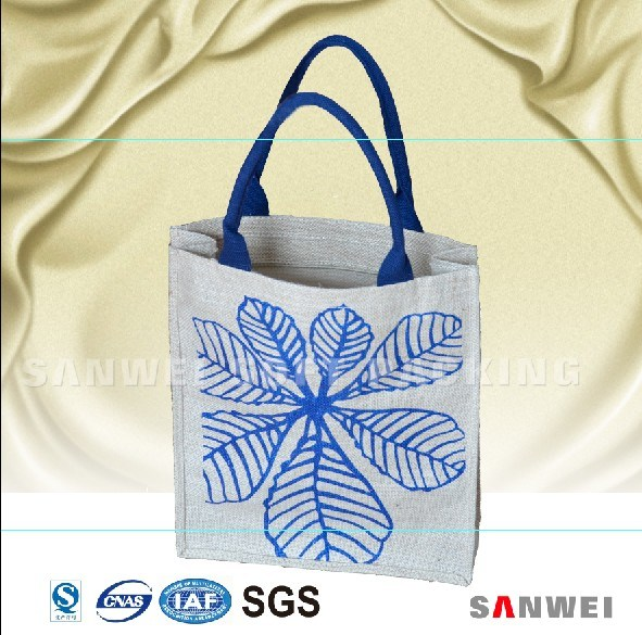 Fashionable Printing Nylon Oxford Bag for Shopping (NJB-1)