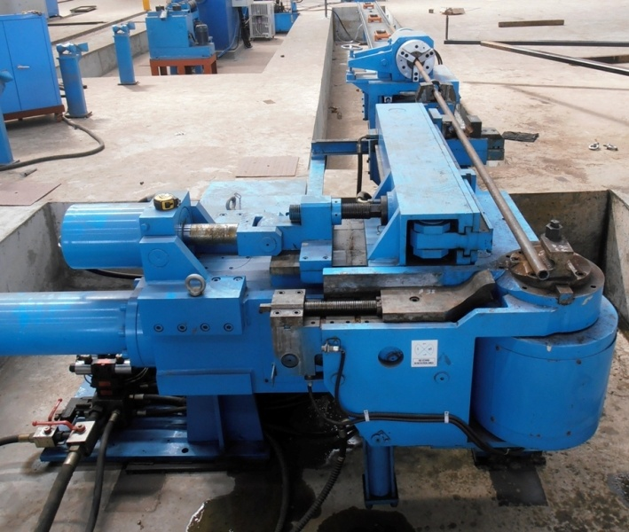 Tube Booster Bending Machine Zzpc63