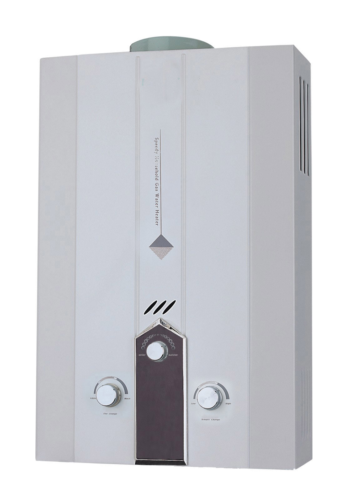 Instant Gas Water Heater with High Heating Efficiency