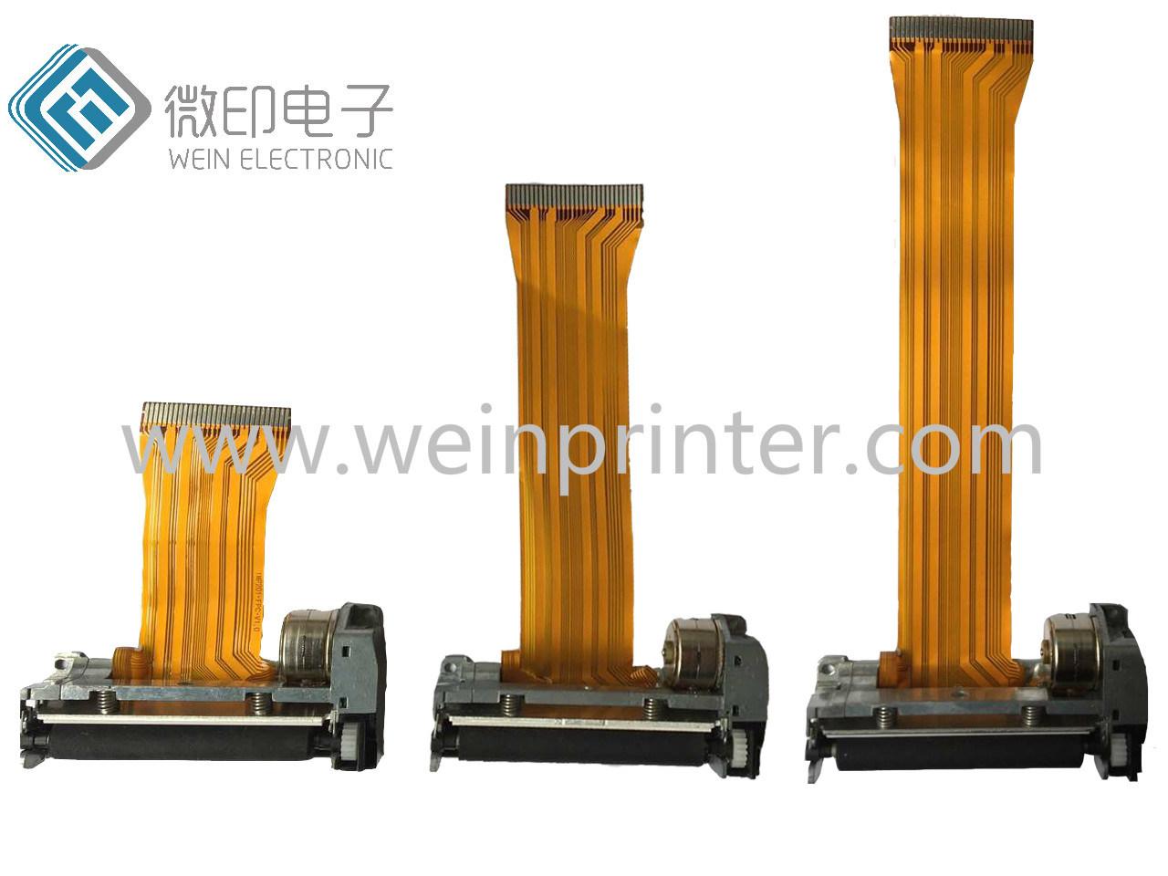 Fujitsu 628mcl101 Compatible Thermal Printer Head Tmp201