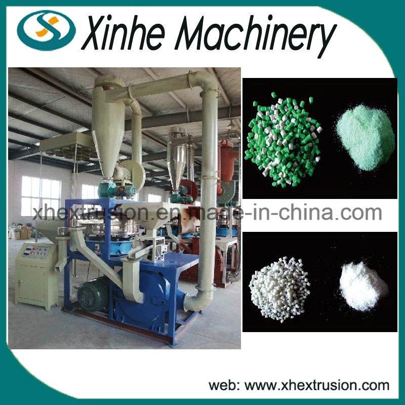 Mf-600 Pulverizer/ PVC Milling Machine/LDPE Plastic Miller/PP Plastic Gringing Machine