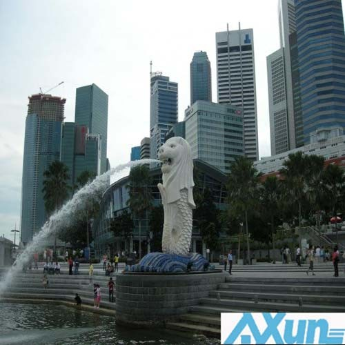 Fast Courier Service Express From China to Singapore