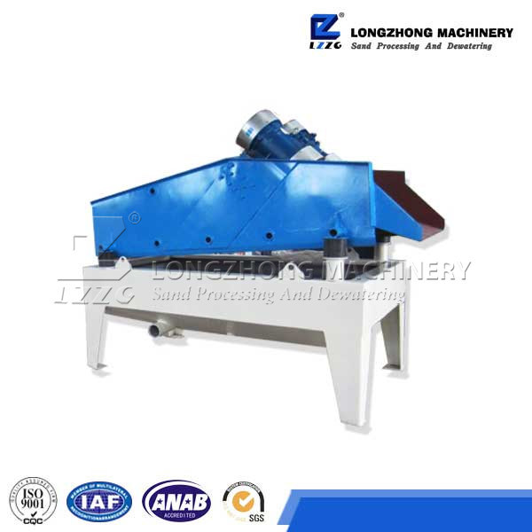 High Tech Sand Dewatering Screen for Removing Sand Moisture