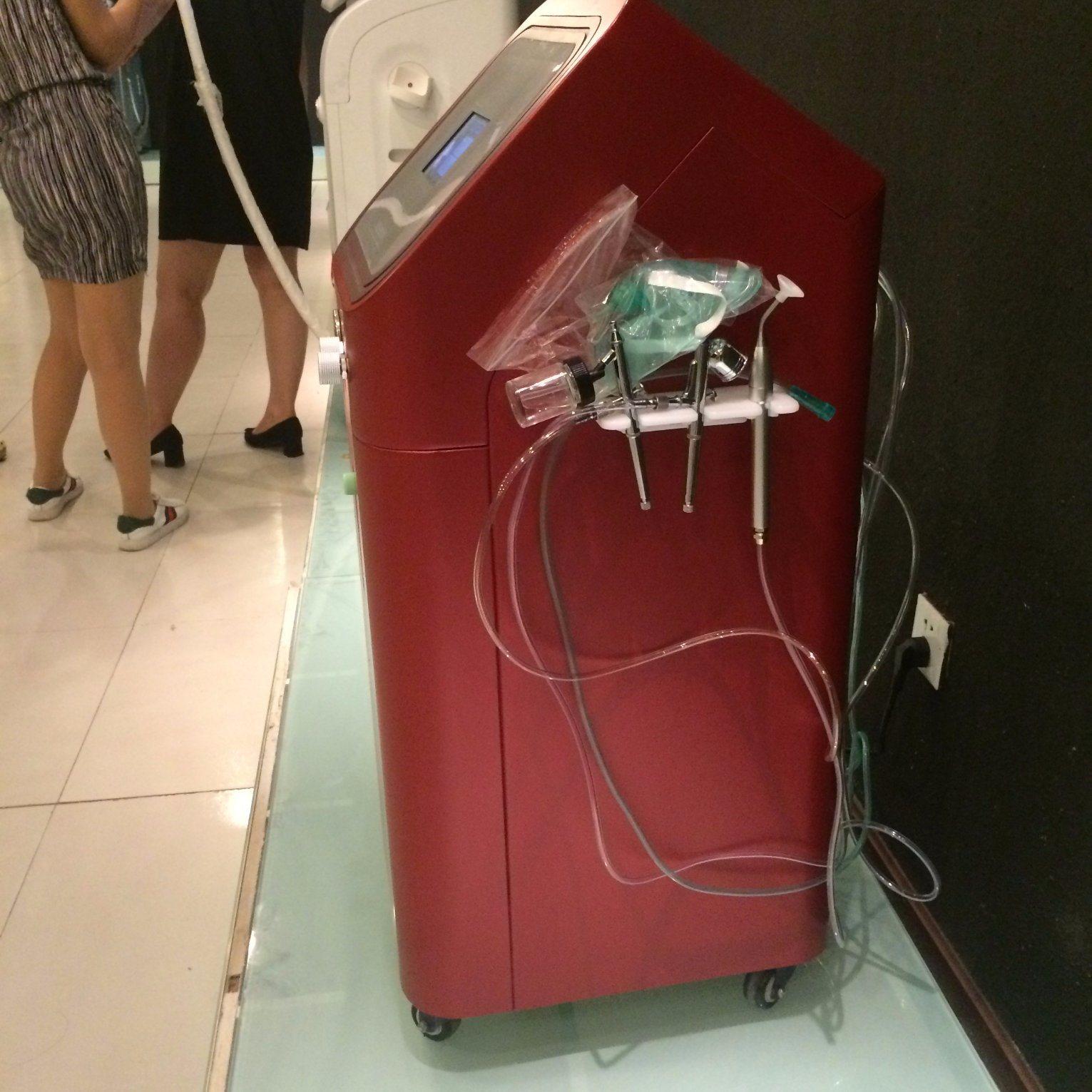 Oxygen Facial Skin Care Beauty Salon Machine