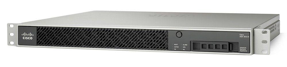 New Cisco (ASA5512-K8) Network Firewall Appliance