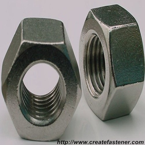 ISO4032 High Quality Carbon Steel Hex Nut