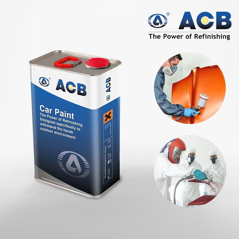 Paint Chip Repair Car Body Shop Clearcoat