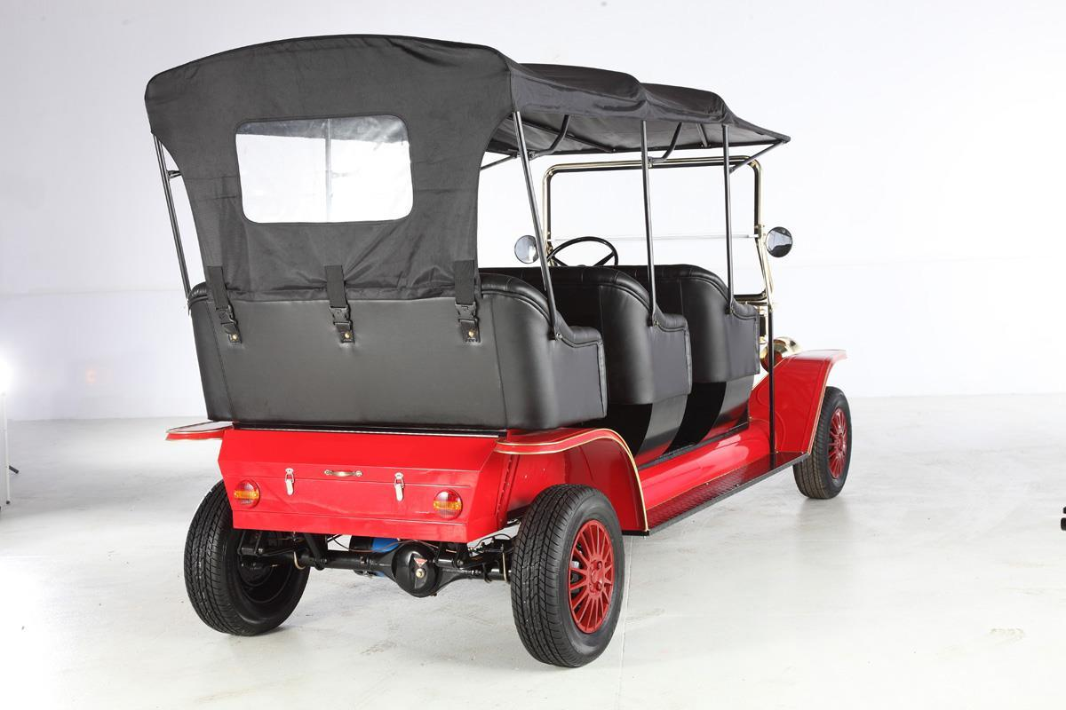 Royal 8 Seater Tourist Sightseeing Retro Electric Classic Cars