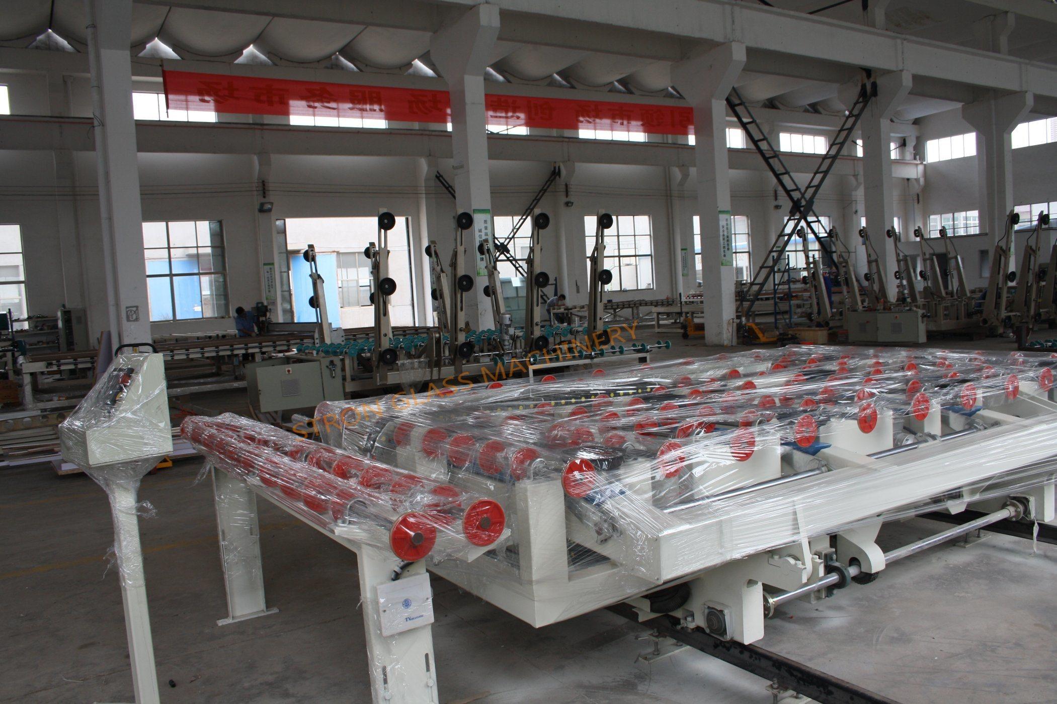 2520 Automatic Glass Loading Machine
