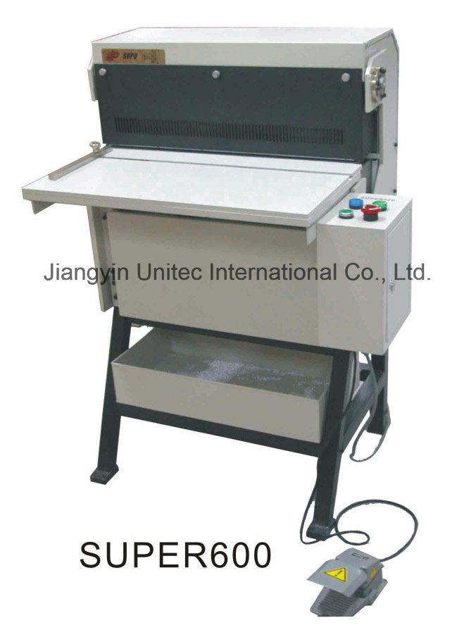 High Speed and Capacity Electric Punch Machine Super600