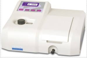 721 Cheap Single Beam Visible Spectrophotometer