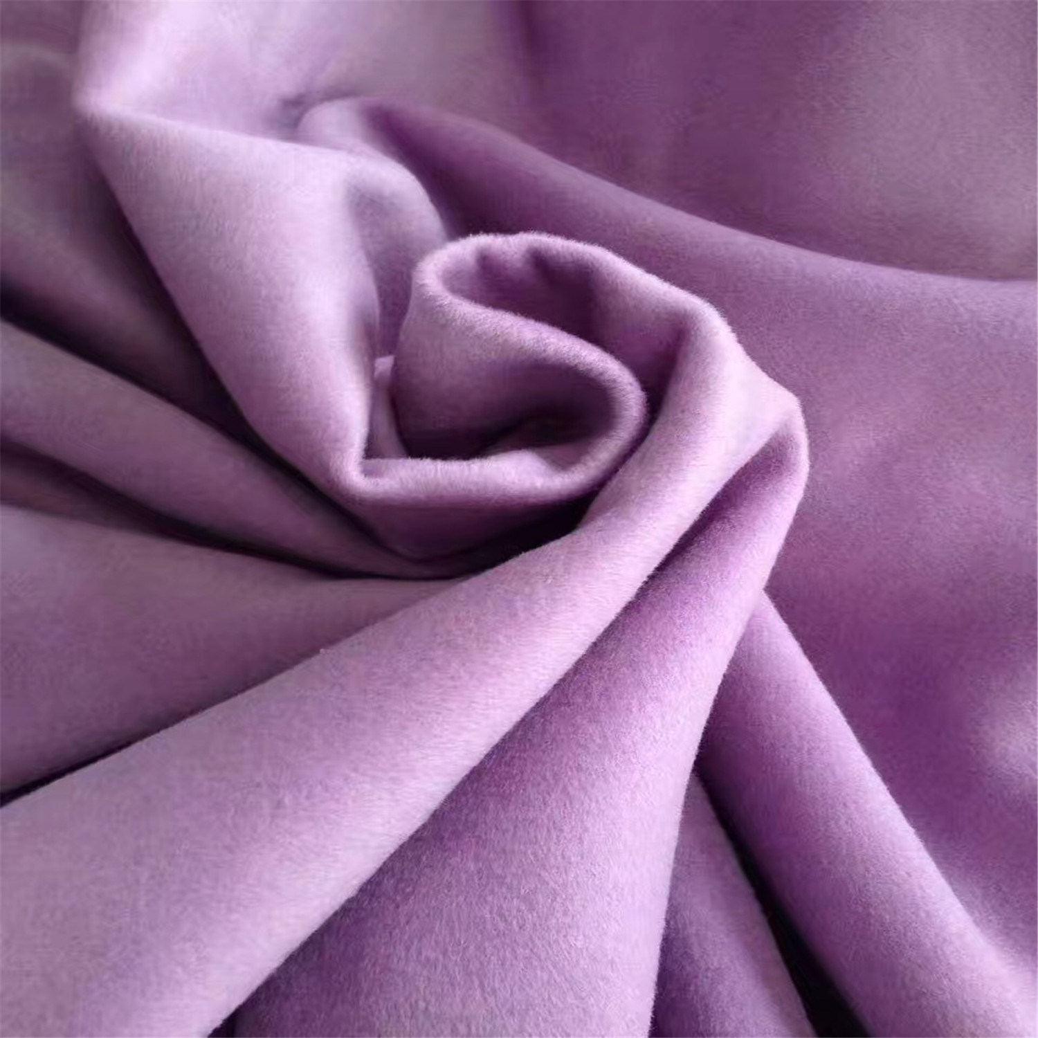 Double-Sided Woolen Fleece, Suit Fabric, Garment Fabric, Clothing
