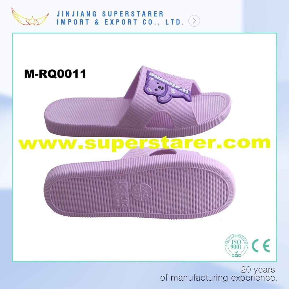 PVC Lady Slipper Mold, Plastic Mold for Bath Slipper Making
