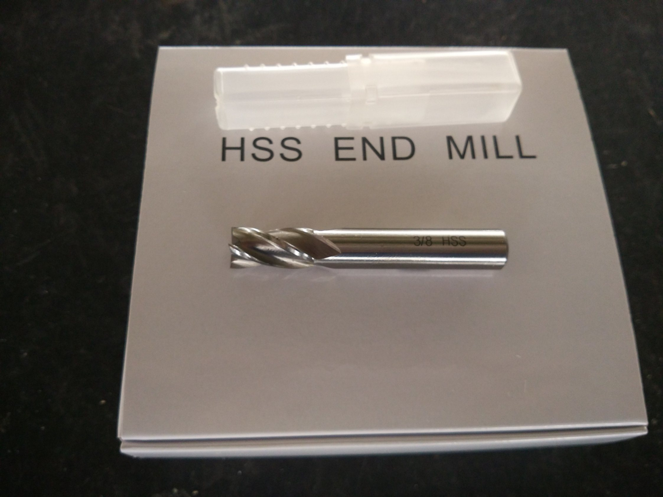 2 Flute Single End Mill