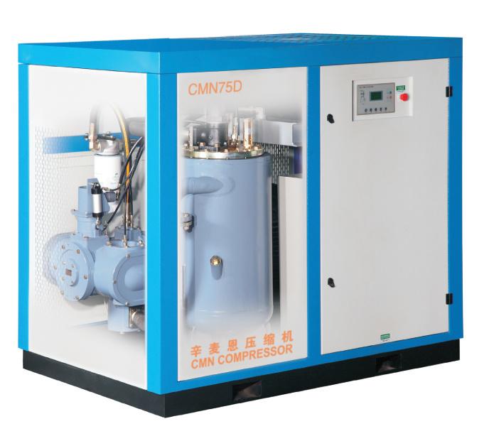 Low Pressure Micro Oil Screw Air Compressor (CMN/DSeries)