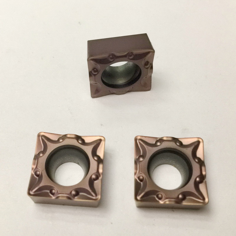 Tungsten Steel Clip-Type CNC Cemented Carbide Indexable Insert