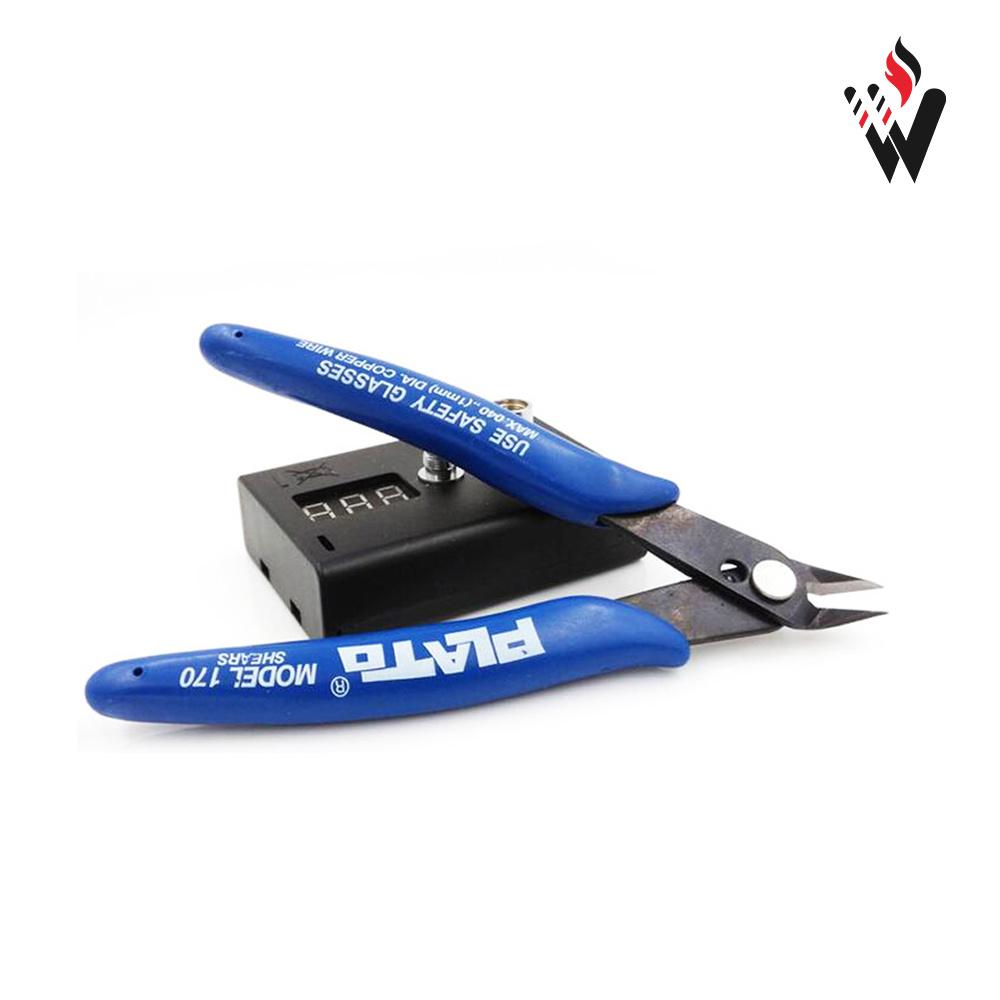 Carbon Steel Pliers Mini Cutting Nippers Plato 170 Cutting Pliers