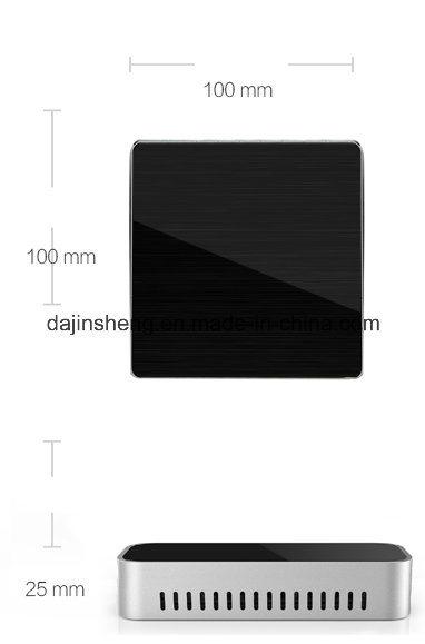 Factory Offered Mini PC Djs-F3 with VGA *1, USB *5