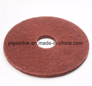 High Speed Quality 20 Inch Polishing Floor Pad
