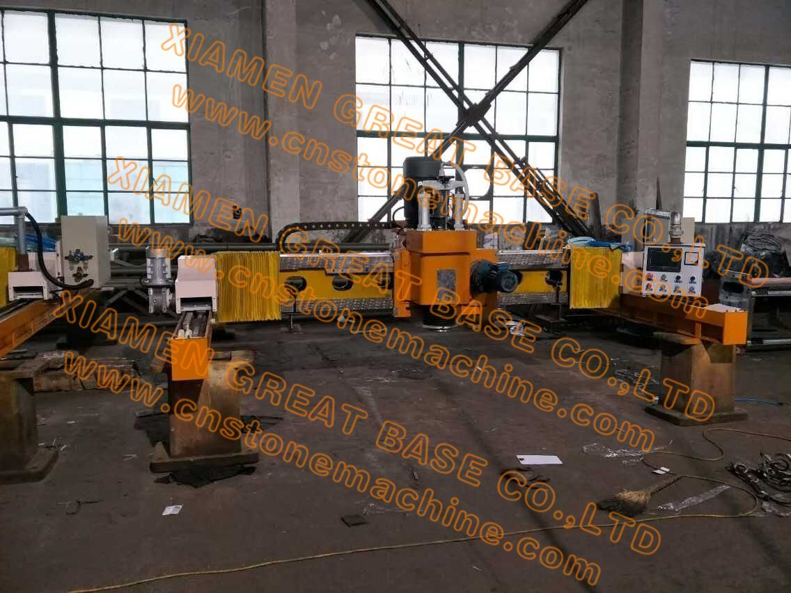 QSM-200 Bridge Type Single Head Polishing Machine